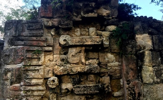 Kulubá Maya ruins are being restored to their ancient splendor