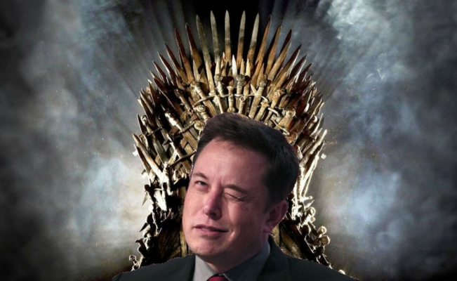 Elon Musk quiere comprar Game of Thrones y cambiar el final