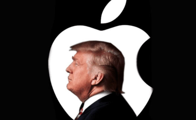 Apple pide a Trump detener su guerra comercial con China