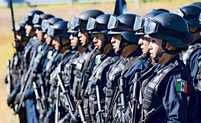 Federal police and authorities reach agreement about National Guard