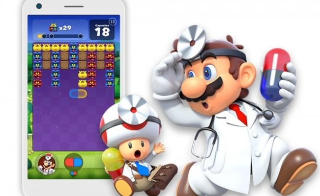 Dr. Mario World ya disponible en iOS y Android