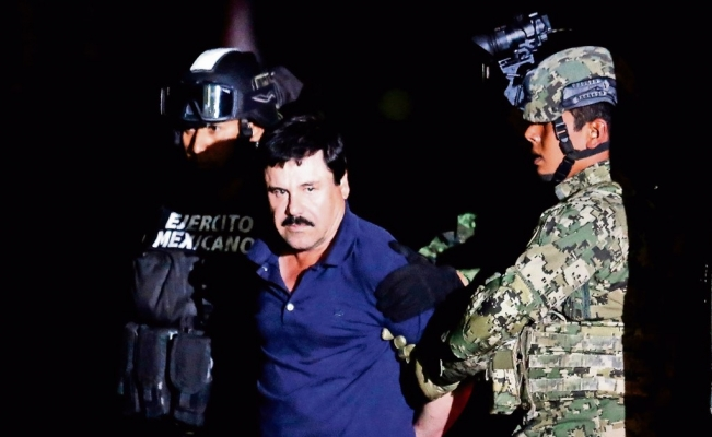 'El Chapo' is sentenced to life in prison