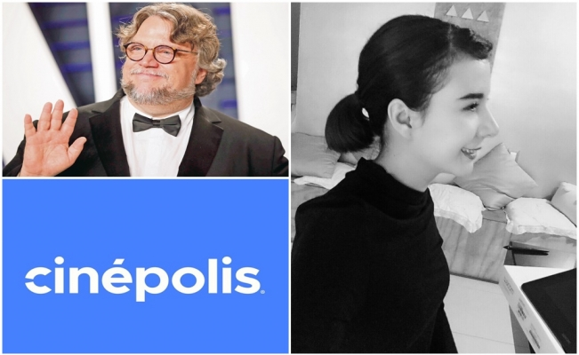 Guillermo del Toro and Cinepolis grant scholarship to young Mexican
