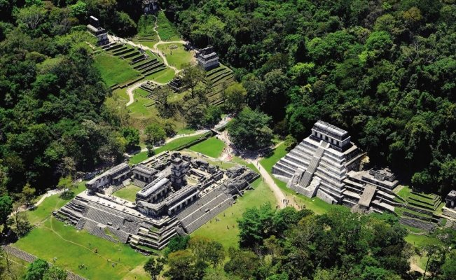 More than 1,700 archeological vestiges in Mayan Train route