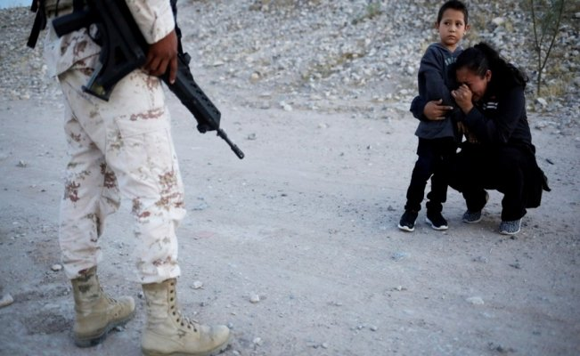 Mexico toughens its stance on migration