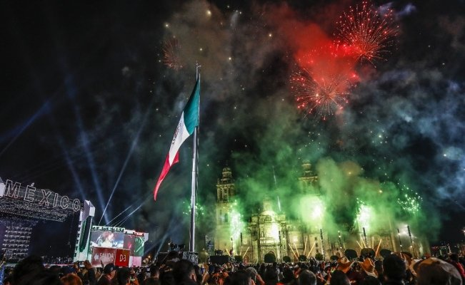 No parties for Mexicans abroad