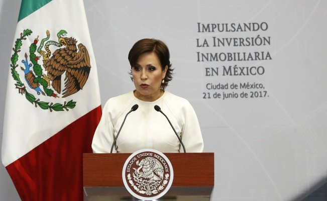 Mexico takes legal action against Rosario Robles, a former official linked to a massive fraud