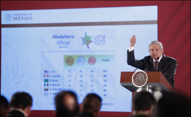 Money collected by Zhen-Li Ye Gon's house goes to Pan-American athletes