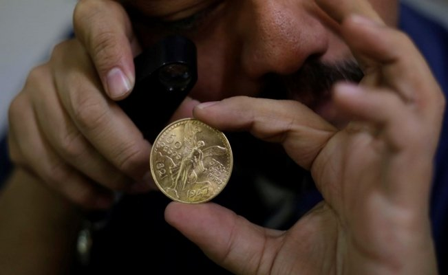Robbers steal MXN $50 million worth of gold coins in Mexico