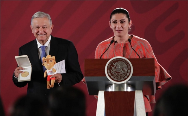 AMLO conducts scholarships for athletes with seized assets and special funds