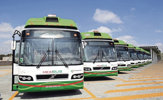 The Mexibus will connect Santa Lucía and Mexico City airports