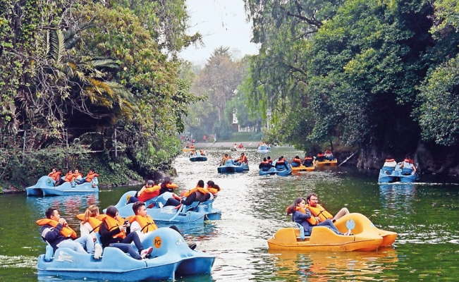 Chapultepec, the world's best urban park in 2019