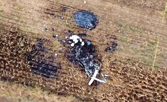No evidence of previous failure in helicopter crash in Puebla