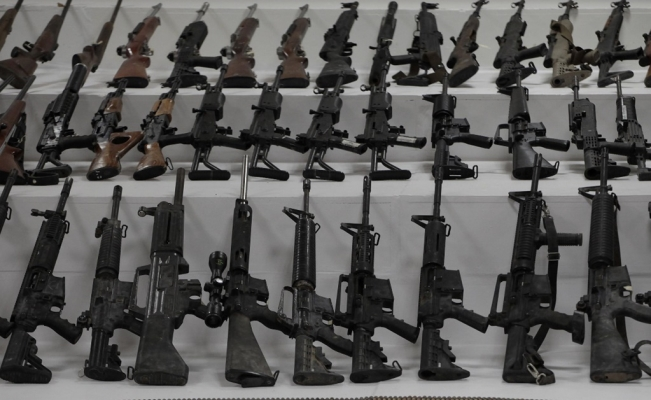 More than 1.5 million illegal weapons in circulation in Mexico