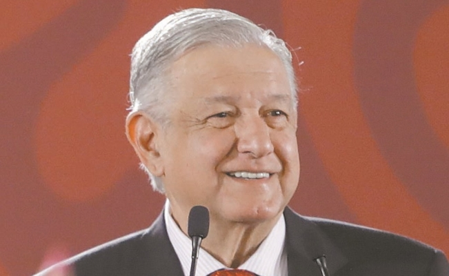 AMLO, no me canso ganso