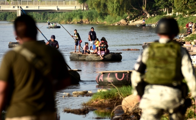 Mexico's successful crackdown on migration