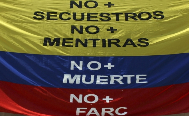 The war party threatens Colombian and Latin American stability once again