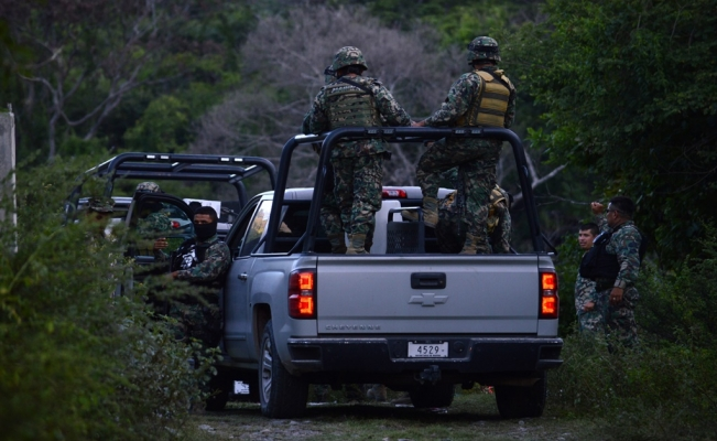 Drug cartels war puts Mexico in violence blacklist