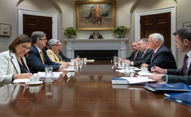 Mexico-U.S. meeting: migrant flows and arms smuggling