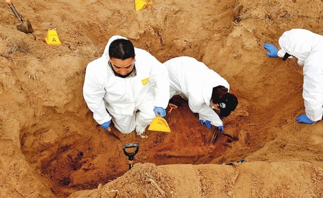 105 bags with human remains found in Zapopan