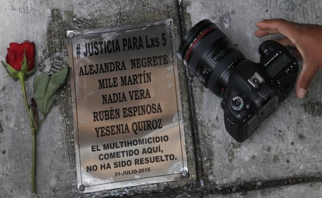 Mexico and the world need the free press