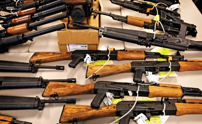 Arms Trafficking: from Nicaragua to Mexico City