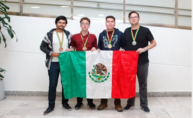 Mexican students excel in Ibero-American Biology Olympiad