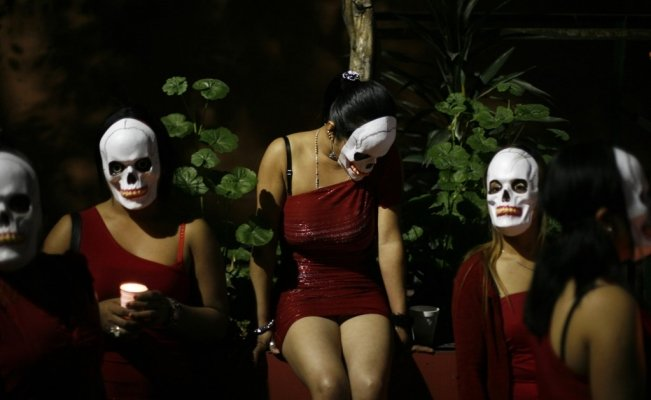 Forced prostitution and human trafficking in Mexico