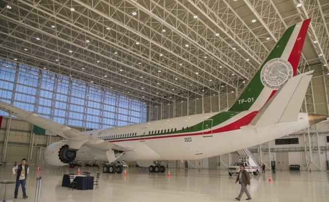 The sale of the presidential plane will provide safe drinking water to rural communities