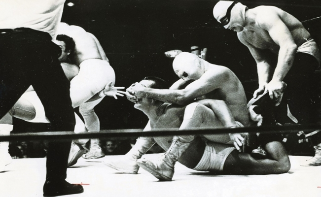 Two out of three falls: A tour through the history of Lucha Libre