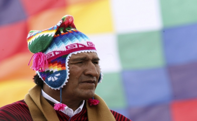 Who overthrew Bolivia's President Evo Morales' government and why?