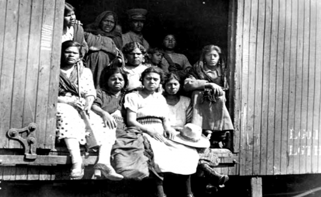 The brave women of the Mexican Revolution