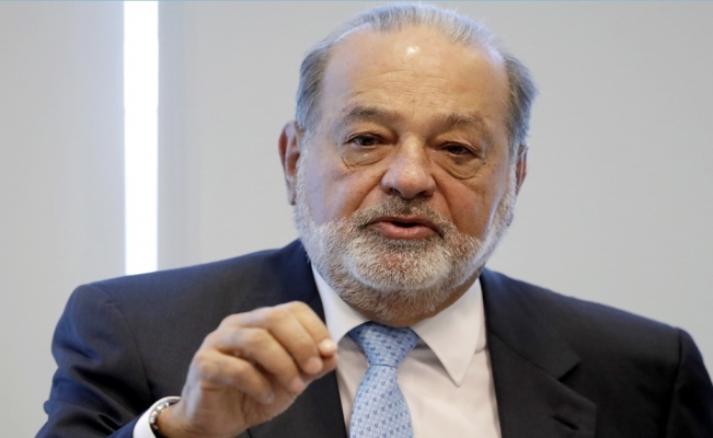 Tycoon Carlos Slim says Mexico is attractive for institutional investors