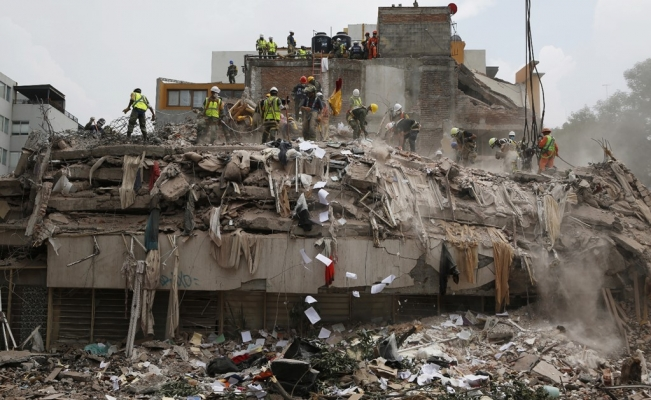 Mexico City: referendums, housing crisis & collapsed buildings