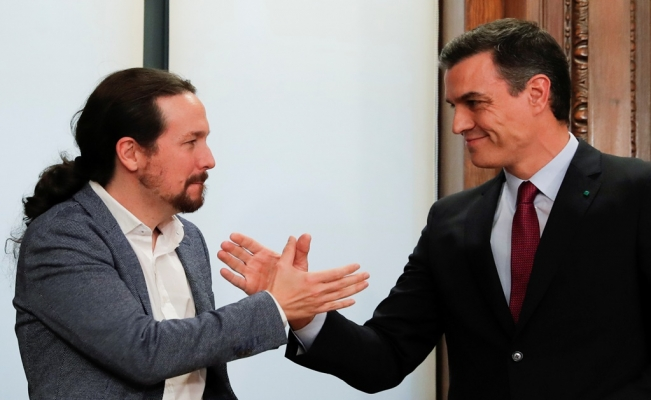 Pedro Sánchez to lead Spain's coalition government