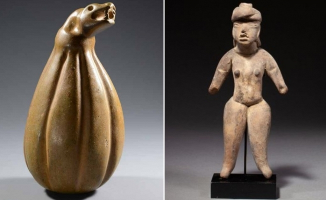 Once again, French auction house to sell Mexico's cultural heritage