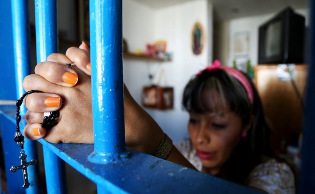 Period poverty inside Mexican prisons