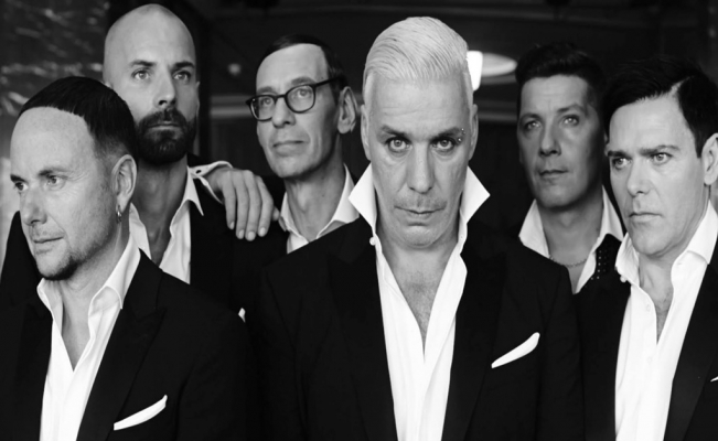 Rammstein to visit Mexico
