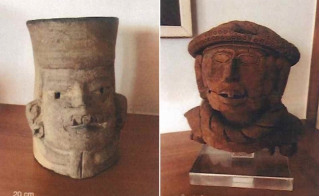 Mexico recovers archeological pieces located in Germany
