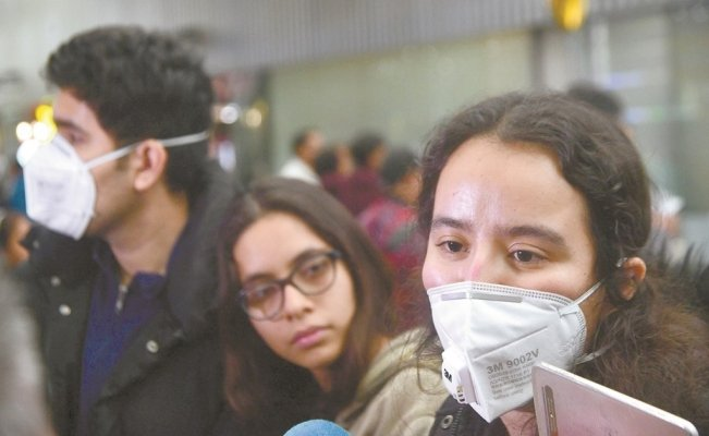 Novel Coronavirus: 10 Mexicans evacuate Wuhan with the help of the French and Mexican governments