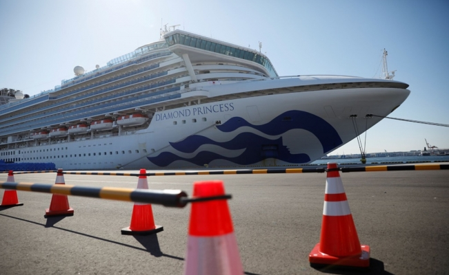In sickness and in health: Mexican couple endures coronavirus on cruise ship in Japan