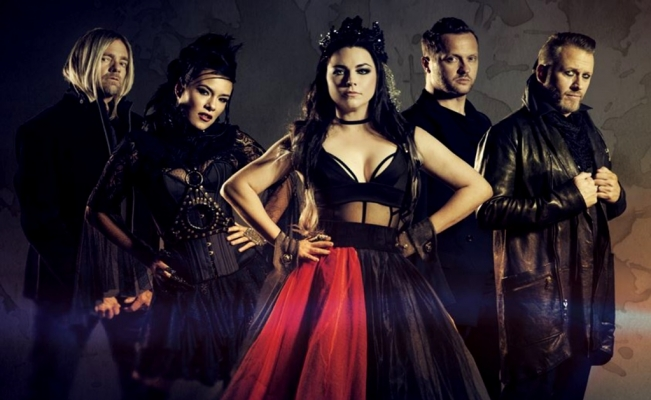 Evanescence returns to Mexico for Pulso GNP festival