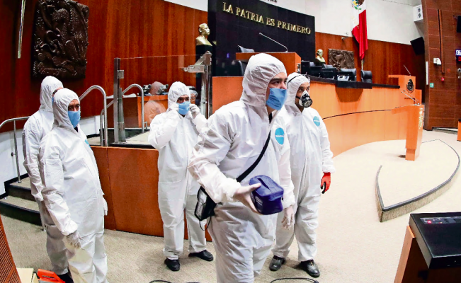 COVID-19: Mexico has entered the second phase of its contingency plan