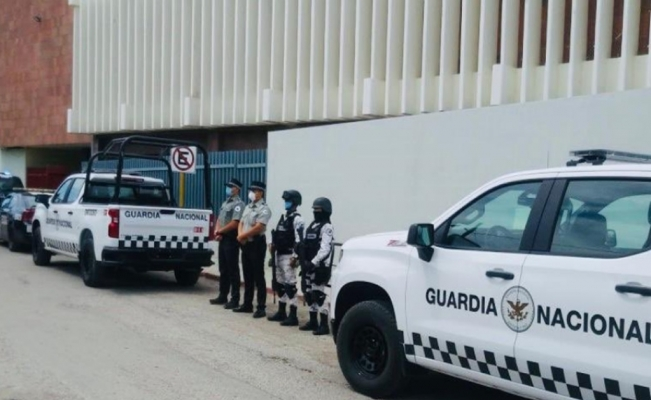 COVID-19: Mexico's National Guard steps in to protect IMSS hospitals