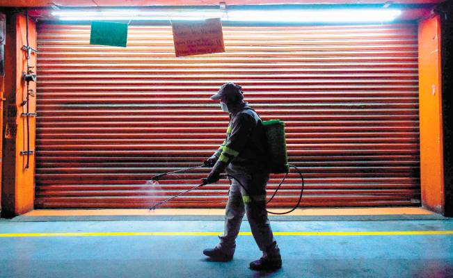 COVID-19: Mexico implements a three-phase scheme to lift the lockdown and resume activities