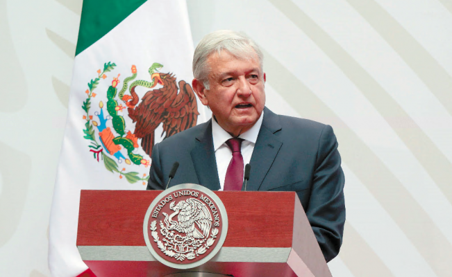 Mexico's President will travel throughout the country amid the COVID-19 pandemic