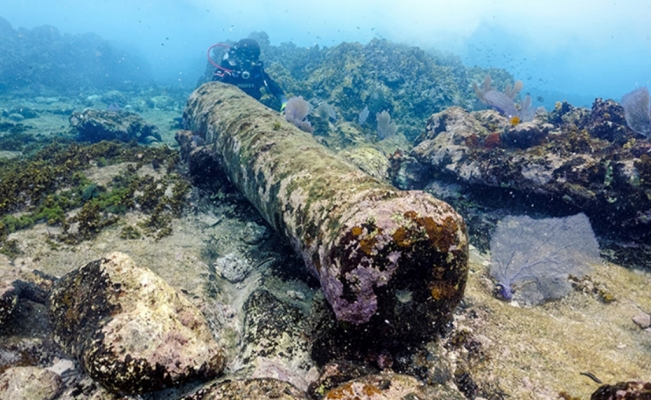 The story behind the mysterious 200-year-old shipwreck found in Quintana Roo