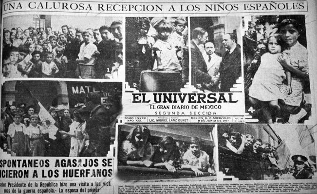 The Children of Morelia: how Mexico gave shelter to the most innocent victims of the Spanish Civil War