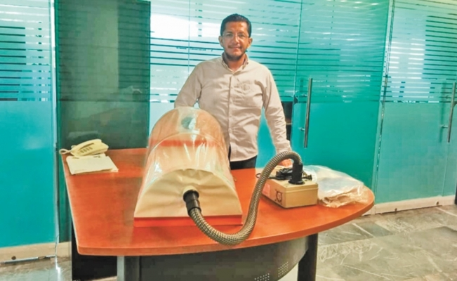 The Mexican-made isolation pod designed to tackle the coronavirus pandemic