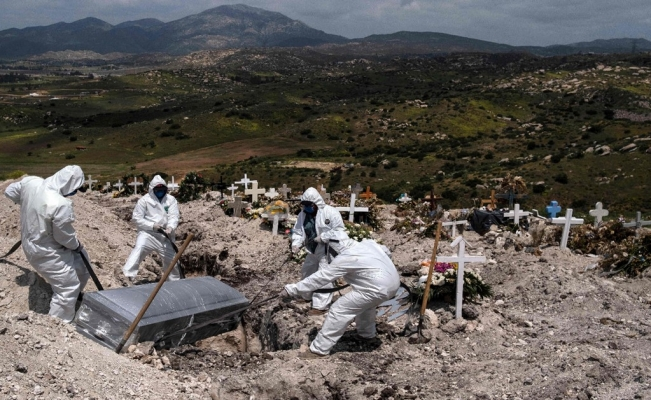 Mexico could release its complete COVID-19 death toll in 2 years